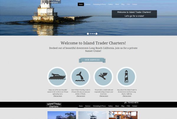 Long Beach Charters   Island Trader Charters1