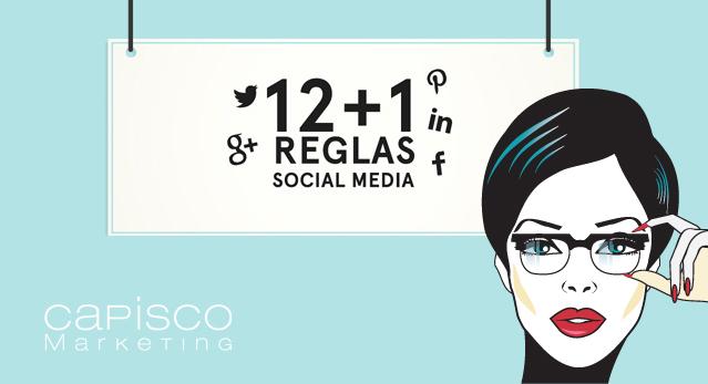 Reglas Redes Sociales
