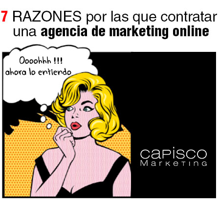contratar una agencia de marketing online