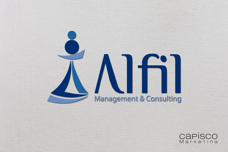 Diseño de Logo para Alfilmc.com
